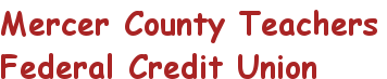 Mercer County Teachers FCU logo